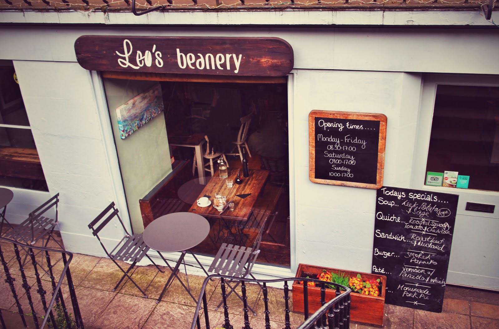 Leo's Beanery