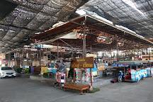Kwan-Riam Floating Market, Bangkok, Thailand