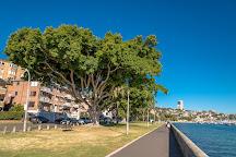 Yaranabbe Park, Sydney, Australia