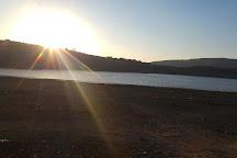 Lake Ram, Masada, Israel