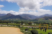 Haute Cabriere, Franschhoek, South Africa