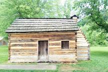 Abraham Lincoln Boyhood Home at Knob Creek, Hodgenville, United States