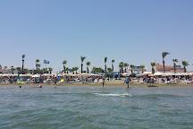 Mckenzie Beach, Larnaca, Cyprus