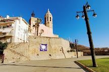 Platja De La Fragata, Sitges, Spain