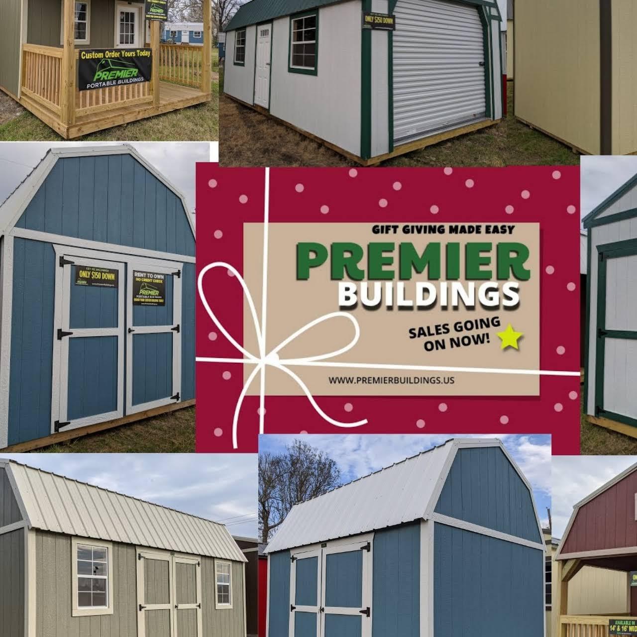 Portable Buildings Of Greater Houston - Premier Portable ...