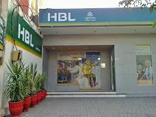 HBL Satellite Town Branch jhang