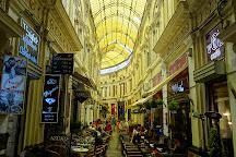 Macca Villacrosse Passage, Bucharest, Romania
