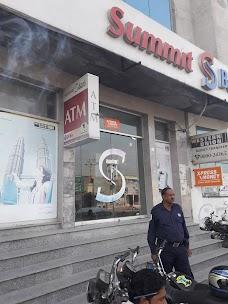 Summit Bank Sialkot Paris Rd