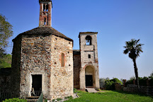 Battistero di San Giovanni e Pieve di San Lorenzo, Settimo Vittone, Italy
