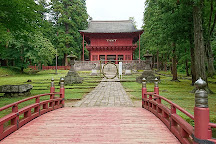 Iwakiyama Shrine, Hirosaki, Japan