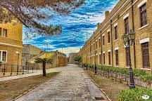 Old Fortress Corfu, Corfu Town, Greece