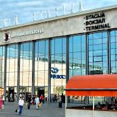 Train Station  Rīga