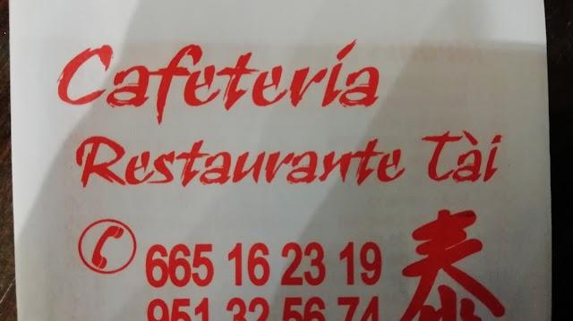 Cafeteria Restaurante Tai