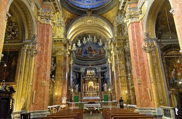 La Scala in Trastevere