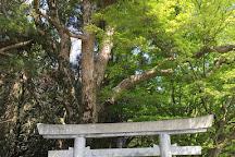 Myoken Shrine, Kagoshima, Japan