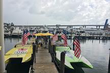 Thriller Miami Speedboat Adventures, Miami, United States