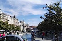 Boulevard, Porto, Portugal