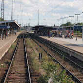 Железнодорожная станция  Magdeburg Hbf