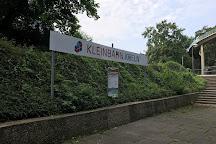 Kleinbahn im Rheinpark, Cologne, Germany
