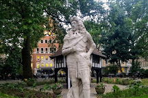 Charles I Statue, London, United Kingdom