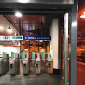 Железнодорожная станция  Val De Fontenay