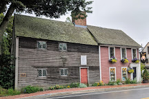 Richard Sparrow House, Plymouth, United States