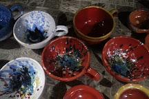 Maxis Traditional cafe and Handmade Ceramic Shop, Gerani, Greece