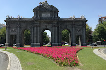 Monumento del Angel Caido, Madrid, Spain