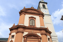 Chiesa di S. Vincenzo, Cernobbio, Italy