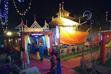 Vishnu Mandir, Gorakhpur, India