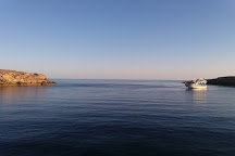 Cala Francese, Lampedusa, Italy