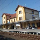 Железнодорожная станция  Stribro