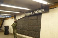 Metro North Station, Yankee Stadium new-york-city USA