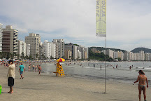 Asturias Beach, Guaruja, Brazil