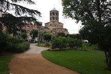 L'Abbatiale Saint-Austremoine, Issoire, France