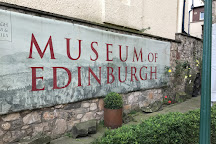 The Museum of Edinburgh, Edinburgh, United Kingdom