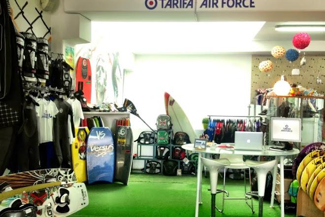 Tarifa Air Force Tarifa Trip