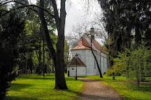 Kostel Nejsvetejsi Trojice, Pisek, Czech Republic