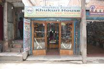 Gorkha Zone Khukuri House, Kathmandu, Nepal