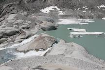 Rhone Glacier, Gletsch, Switzerland