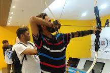 Stars Archery Sunway Pyramid, Kuala Lumpur, Malaysia