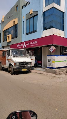 Axis Bank ATM amravati