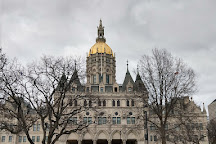 Connecticut State Capitol, Hartford, United States