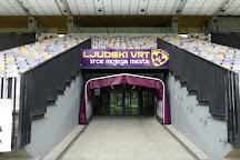 Stadion Ljudski vrt, Maribor, Slovenia