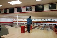 Falcon Lanes 5 Pin Bowling Center, Kamloops, Canada