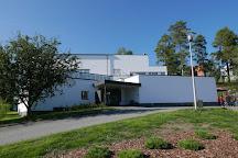 Keski-Suomen museo (Museum of Central Finland), Jyvaskyla, Finland