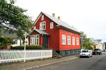 Parliament House (Althingishus), Reykjavik, Iceland
