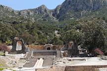 The Water Temple, Zaghouan, Tunisia