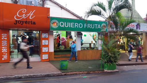 QUIERO FRUTA (Centro)