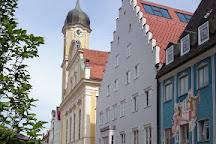 Dreifaltigkeitskirche, Kaufbeuren, Germany